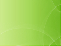 Зеленый фон с кругами