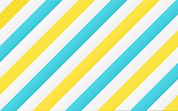 Диагональные желтые и синии линии