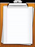 Доска для записей