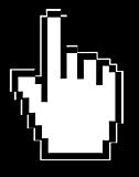 Указатель мыши «Рука»