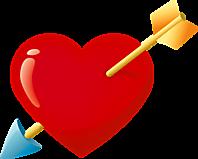 Сердце и стрела
