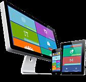 Компьютер, телефон и планшет