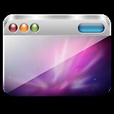 Окно программы Mac